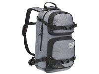 WED'ZE REVERSE FS 500 23L BACKPACK - BLACK