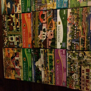 Hometown Collection Puzzles Kingston Kingston Area image 5