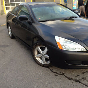 Certified**2005 Honda EX-L Coupe (2 door) FULLY LOADED