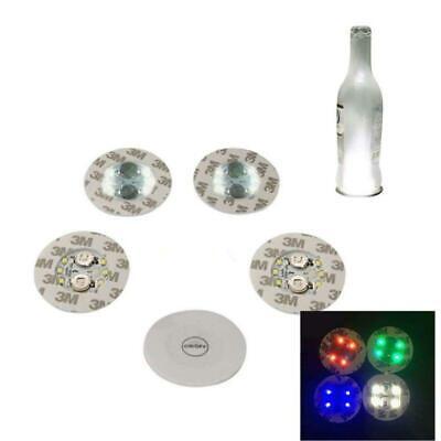 Light Up Coasters (LED Coaster Light Up Coasters LED Bottle Lights Bottle Glorifier LED)