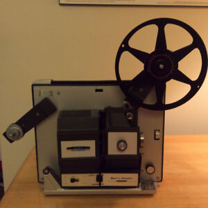8 mm/Super 8 film equipment