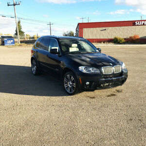 2013 BMW X5 50i Drive M Sport Package | 400 Horsepower