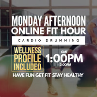 Join the Cardio Workout. Get Fit from your Comfortable Home!