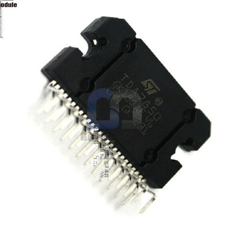TDA7850 Durable Audio Power ZIP-25 Amplifier IC ST TDA7850 IC