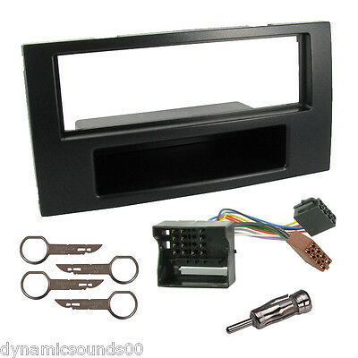 Car CD Stereo Radio Fascia Facia Fitting Kit for FORD Fiesta Focus Fusion 2005>