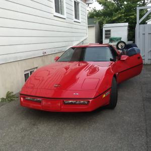 Corvette à vendre