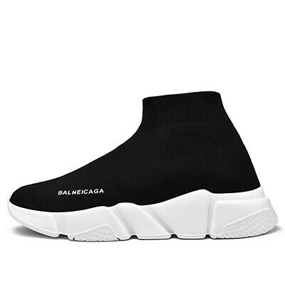 Men's Fashion Soft Sole Shoes Sneakers Outdoor Running Sport Boot Big Size 39-47 ()