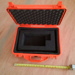 Large Pelican Case (Orange) Cambridge Kitchener Area image 2