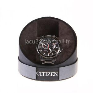 montre Citizen Eco-Drive homme alarme watch