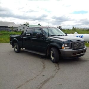2003 Ford F-250 XL Camionnette
