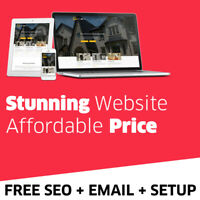 WEB DESIGN, SEO, SETUP FOR $499