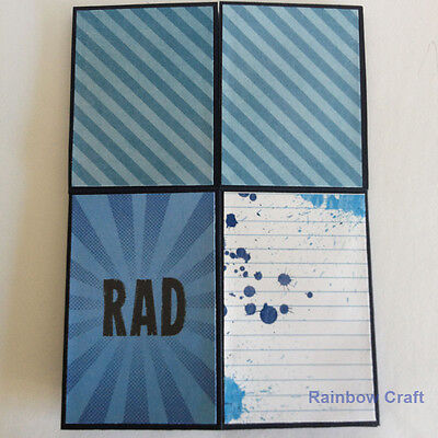 Handmade card - father's day card  Happy Birthday for boys man masculine