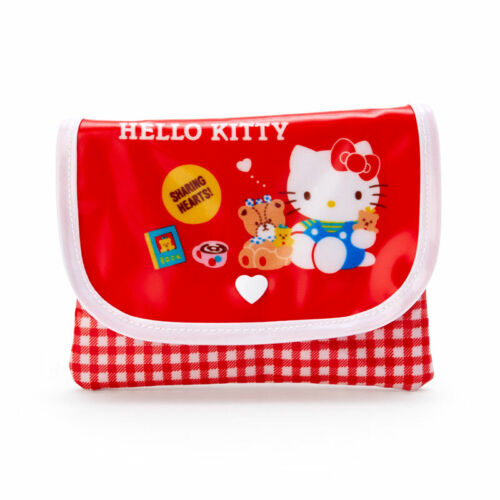 Hello Kitty tissue & case retro tissue Pouch Sanrio Kawaii 2020 NEW
