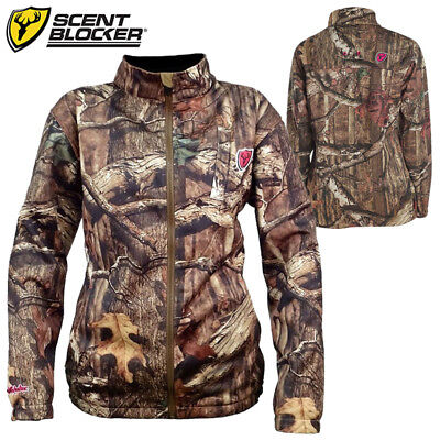 3b56ea674f645 Scent Blocker Sola Wmns Knock Out Jacket (XL)- MOINF