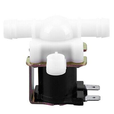 38inch 12vdc Hose Barb Electric Solenoid Valve Plastic Body 12-volt Dc For W9s2