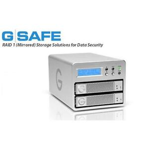 G SAFE High-Performance RAID Protected Storage System