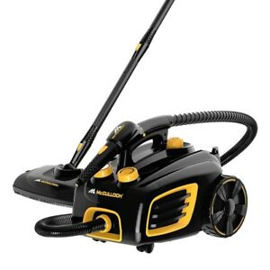 SOLD McCulloch Canister Deep Clean Carpet & Floor Steam Cleaner