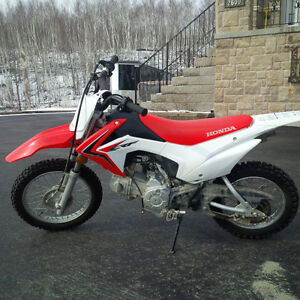 Honda CRF - 110 - automatic - electric start