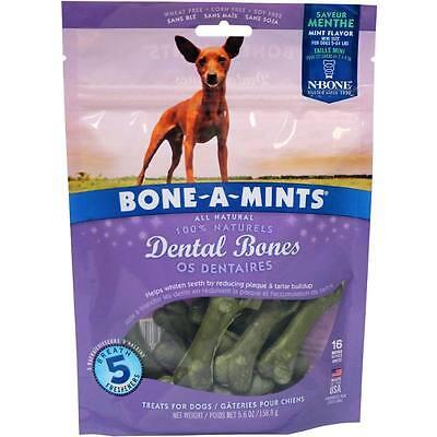 N-Bone Bone-A-Mints Dog Treats (Free Shipping in USA)