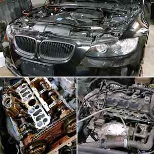 BMW and Mini Diagnosis and Repair