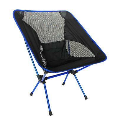 Ultralight Folding Low Back Camp Chair