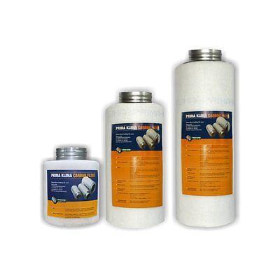 Prima Klima  INDUSTRY Edition 360m³/h 125mm Carbon Filter Aktivkohlefilter Grow