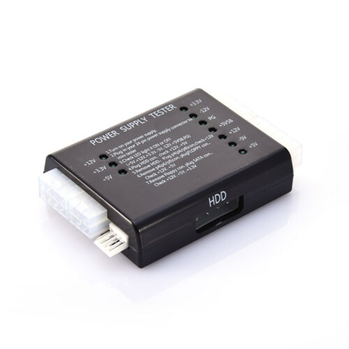 Atx Smps 24 Pin Power Supply Connector Pinout