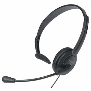 Panasonic (KXTCA400K) Hand Free Headset