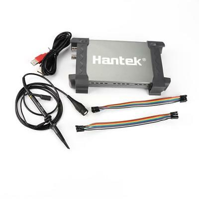 Hantek 6022bl Portable Pc-based Digital Oscilloscope 2 Channels 48msas 16 Ch