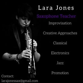 Saxophone Tuition