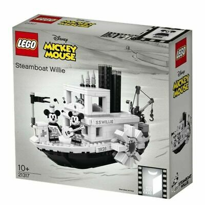 LEGO - Ideas Steamboat Willie 21317