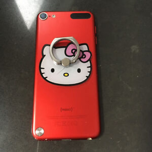 ipod Touch, 65GB, 5th generation, red