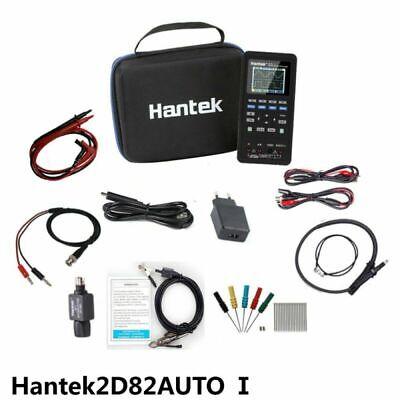 4in1 Hantek 2d82auto Oscilloscope Automotive Diagnosticdmmsignal Source Kit I