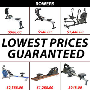 Water Rower Air Nylon Rowers Magnetic Ergometer Row Rowing Chain