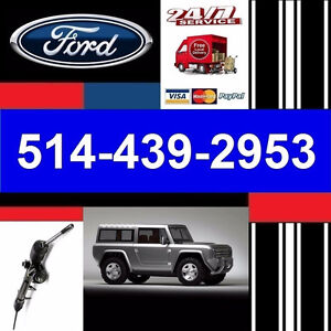 Ford Bronco ► Rack and Pinion • Crémaillère (OEM)