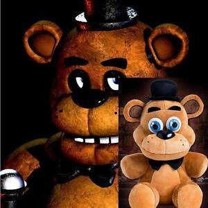Hot fnaf five nights at freddy s sanshee freddy plushie bear plush toy