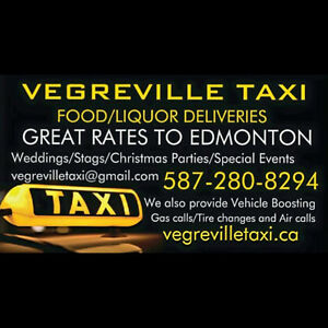TAXI FOR HIRE! Strathcona County Edmonton Area image 1