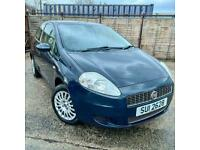 2009 Fiat Grande Punto 1.4 Active 3dr HATCHBACK Petrol Manual