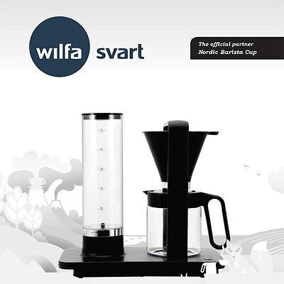 Wilfa Automatic Coffee Maker / Svart Presisjon (WSP-1B)