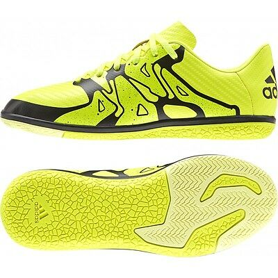 adidas Jr X 15.3 IN Indoor Soccer Shoes -Cleats S83264 $50.00 Retail (Adidas Junior Indoor Soccer Shoes)