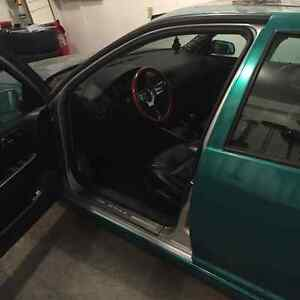 FULL PART OUT.  Mk4 Volkswagen Jetta 1.8t AWP Stage 1 Cambridge Kitchener Area image 4