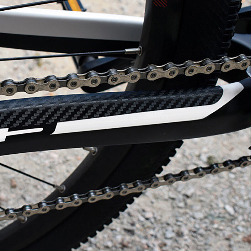 Bike Chain Protective Sticker Mountain Bicycle Front Fork Film ...