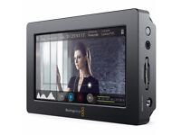 NEW - Blackmagic Video Assist High resolution, 5 inch monitor / recorder