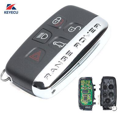 Remote Car Key Fob for Land Rover LR2 LR4 2012-2015,Range Rover Evoque /Sport