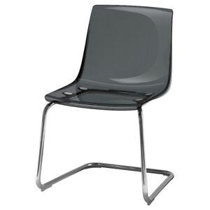 Tobias IKEA Grey Chair - Excellent Condition