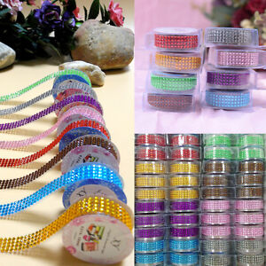 8 colors self adhesive acrylic rhinestones stick on for Stick on gems for crafts