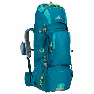 High Sierra Titan 55 Female Frame Multiday Backpack - BRAND NEW