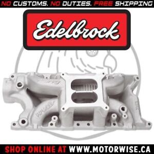Edelbrock RPM Air-Gap Intake Manifold 7521 | Ford Small Block | Shop & Order Online at www.motorwise.ca