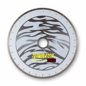 Terminator DK2 16'' Porcelain Bridge Saw Blade
