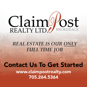 WHY SETTLE FOR LESS?  WHEN REAL ESTATE IS OUR FULL TIME JOB!